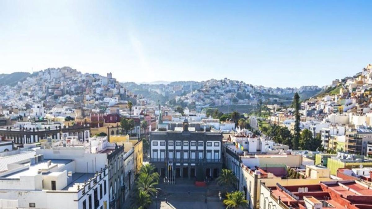 Imagen de Las Palmas de Gran Canaria que ilustra el artículo de Viajes en 'National Geographic'