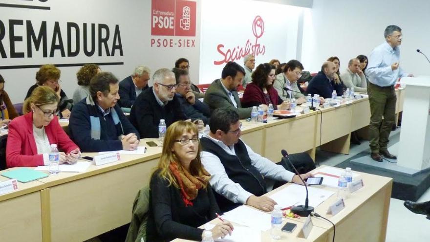 Comité Regional del PSOE de Extremadura