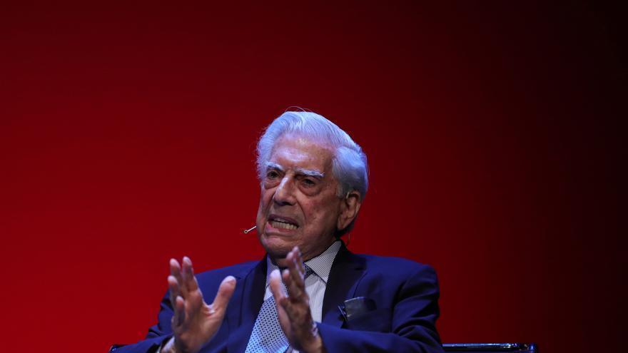 Vargas Llosa: Lo más importante que me ha pasado en la vida, aprender a leer