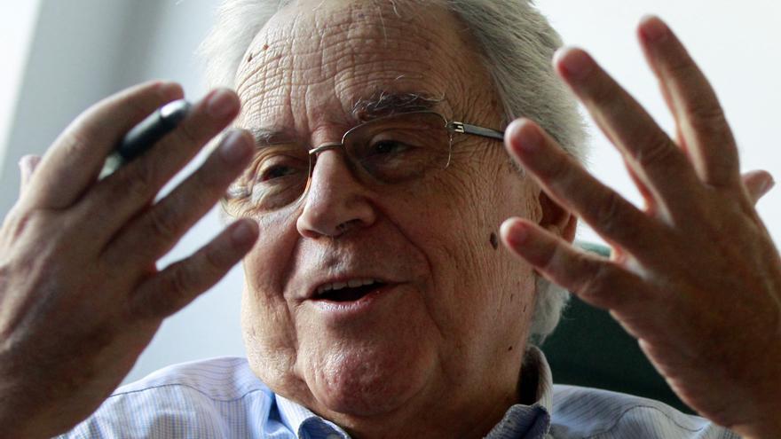 El historiador Santos Juliá. / Fotos: Marta Jara