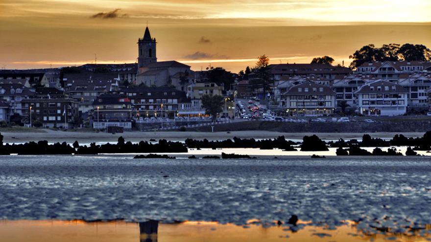 Vista del municipio de Noja. | EHU