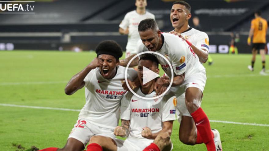 El Sevilla, único representante español en semifinales europeas 11 años después