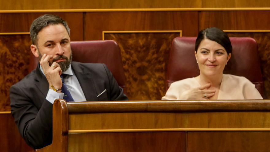 Vox pide en el Congreso hacer pruebas de nivel de castellano para garantizar que todos los españoles lo hablan bien