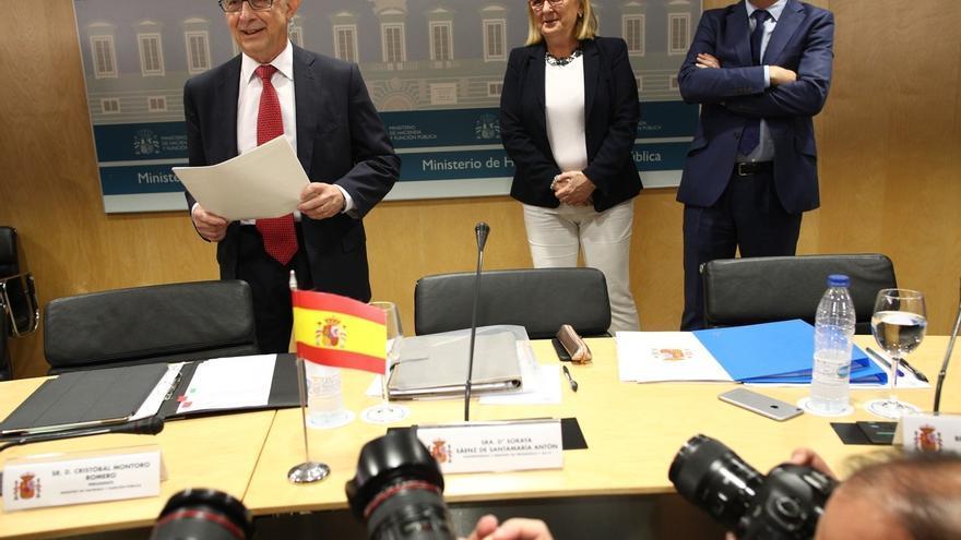 """Montoro agradece la abstención de Extremadura y anima a usar este voto en el Congreso, """"una postura muy legítima"""""""