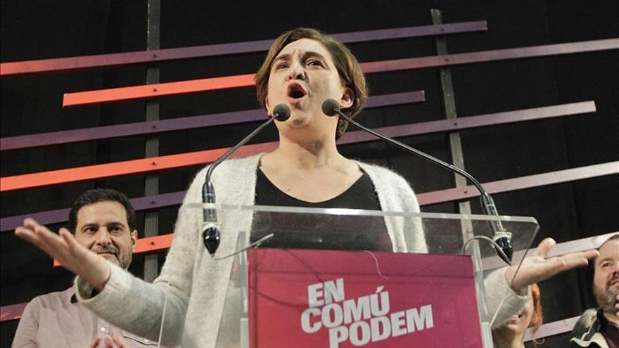 """Colau responde a Susana Díaz: """"Sólo hay una receta: respeto y fraternidad"""""""