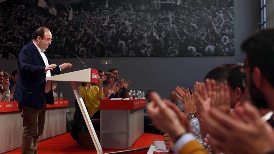 """Iceta critica que el Govern pida un acuerdo pero """"incumpla la ley"""" y haga un ultimátum"""
