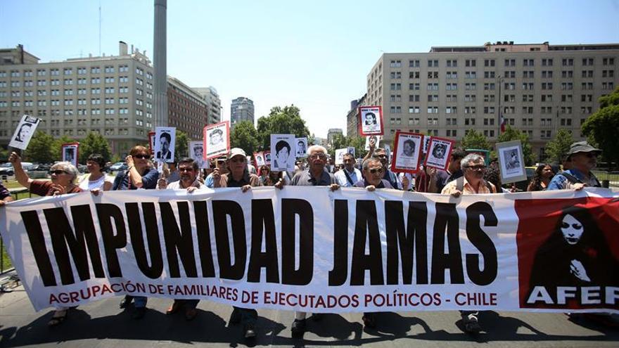 Diez exagentes de Pinochet piden perdón por sus crímenes