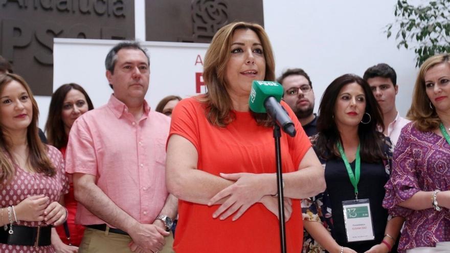 El 'congresillo' de Córdoba consolida la mayoría de más de un 90% de delegados afines a Díaz para el Congreso del PSOE-A
