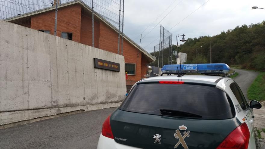"""El jefe de la Guardia Civil de Navarra afirma que la benemérita """"no se siente especialmente incómoda en Alsasua"""""""