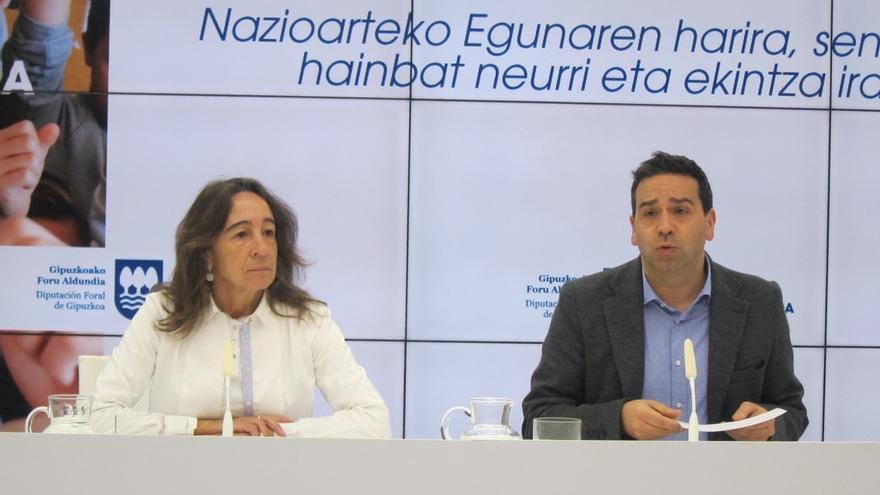 Diputación de Gipuzkoa ahonda con una canción y un videoclip de Goazen en erradicar la violencia de género