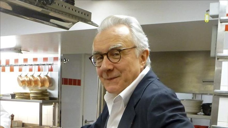 Alain Ducasse impulsa la cocina gala mediante la campaña Goût de France