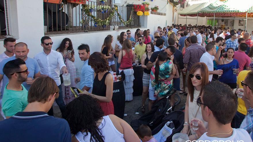 Ambiente en las cruces de mayo en Córdoba | MADERO CUBERO
