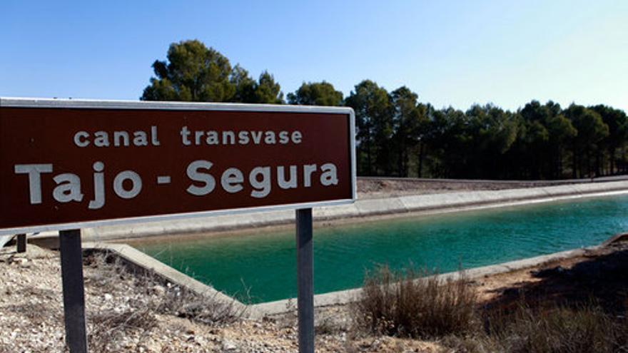 Canal Transvase Tajo-Segura