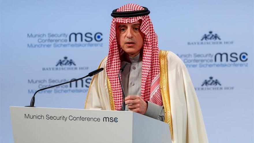 """Arabia Saudí insta a presionar a Irán y denuncia """"fallos"""" del acuerdo nuclear"""
