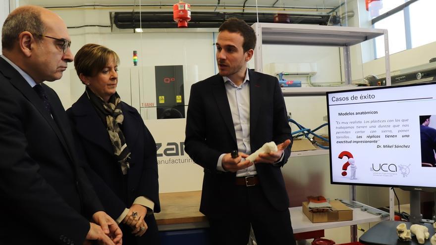 Gobierno Vasco destaca el crecimiento de Mizar y su ejemplo como empresa industrial aplicada al ámbito de la salud