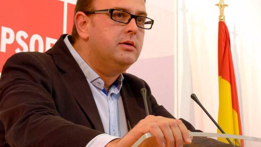 Antonio Rodríguez Osuna, PSOE Mérida