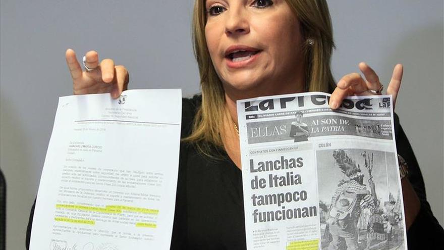 Familias de exfuncionarios panameños presos acudirán a la justicia internacional