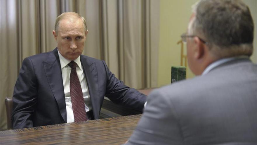 Rusia excluye varios productos de la lista de alimentos que prohibió importar