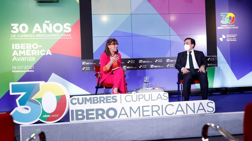"""Grynspan pide vacunas para América Latina: todo retraso trae """"sufrimiento"""""""
