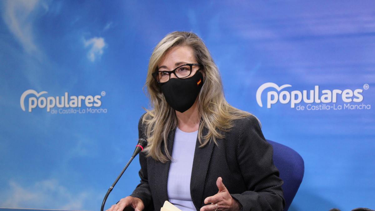 Lola Merino, diputada regional del PP