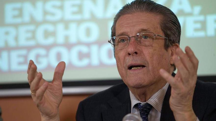 Mayor Zaragoza llama al diálogo para resolver los problemas de la humanidad