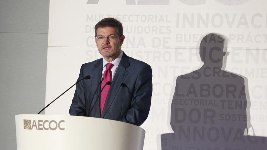 """Catalá, a favor de regular """"con más intensidad"""" la vuelta de los jueces que se van a la política"""