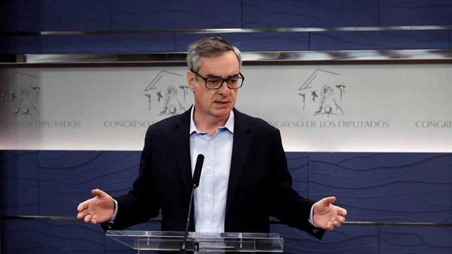 """Villegas cuestiona la """"manía"""" del PP de mandar ánimo a los presuntos delincuentes"""