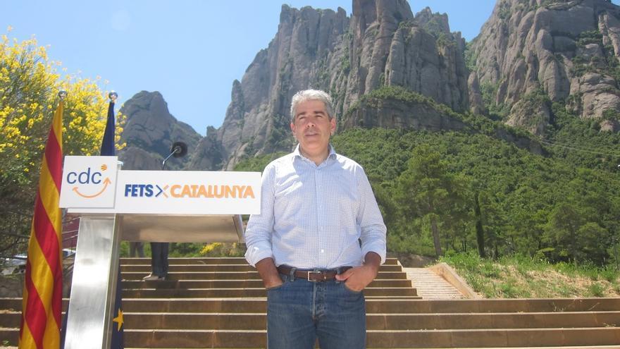 Homs critica la reacción de Rajoy y acusa a Sánchez de cuestionar los referéndums