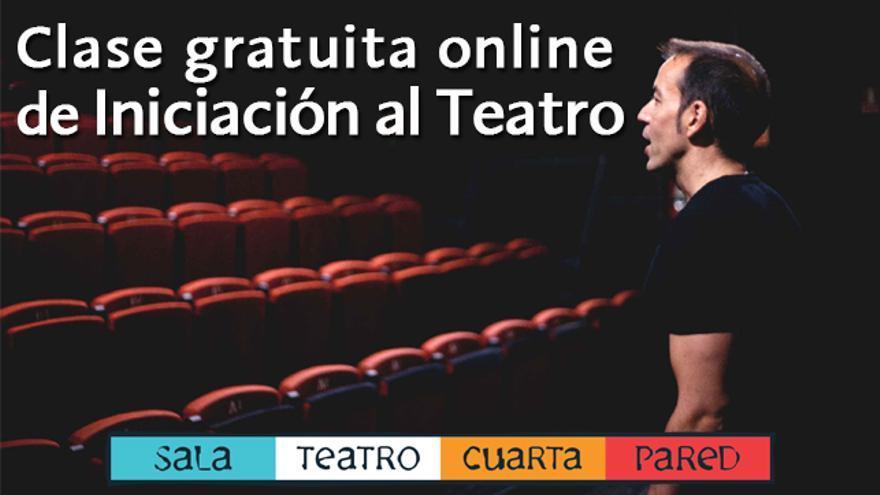 Consigue una clase de iniciación al teatro con la temática 'Fiesta en mi casa'