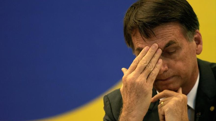 Bolsonaro alerta sobre falsos datos de deforestación para perjudicar a Brasil