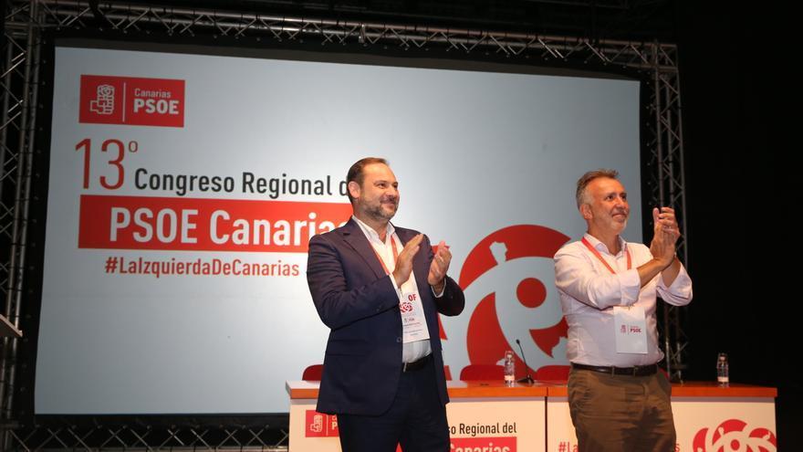 José Luis Ábalos y Ángel Víctor Torres.