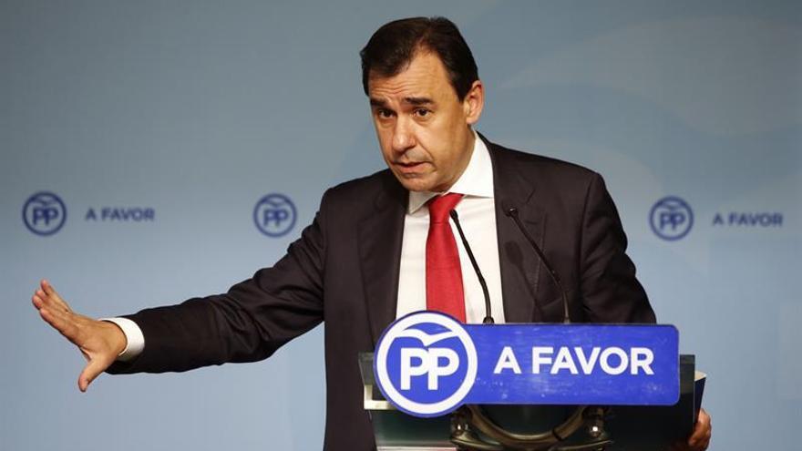 """Maillo: """"Vamos a reformar la Constitución siempre y cuando haya consenso"""""""