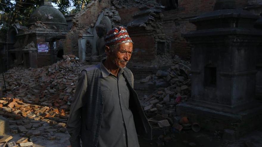 La ONU reparte comida a 250.000 personas pero se precisa cobijo antes del monzón