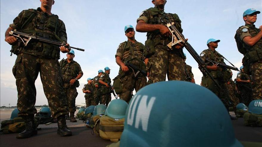 Brasil comienza la reducción gradual de sus tropas en Haití