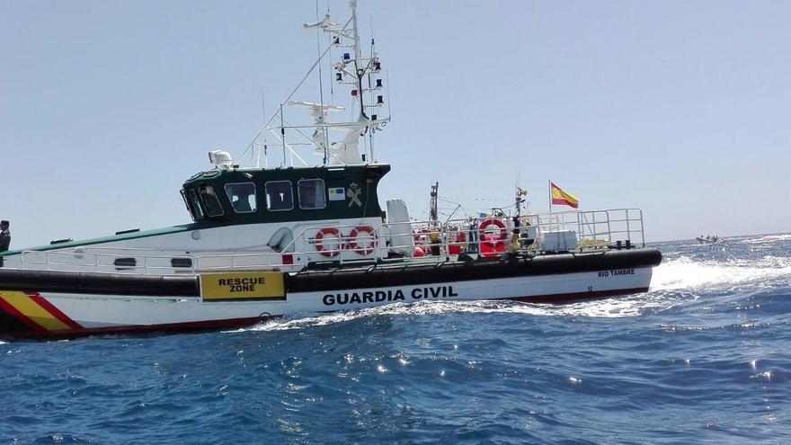 Patrullera Río Tambre del Servicio Marítimo de la Guardia Civil.