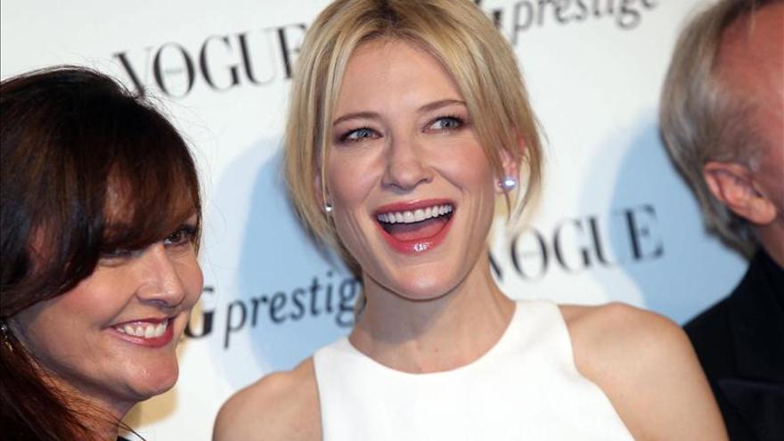 """Cate Blanchett, brillante como el álter ego de Woody Allen en """"Blue Jasmine"""""""