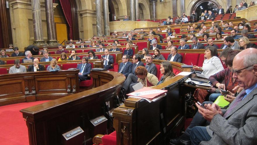La oposición presenta 78 enmiendas a la primera ley de 'desconexión'