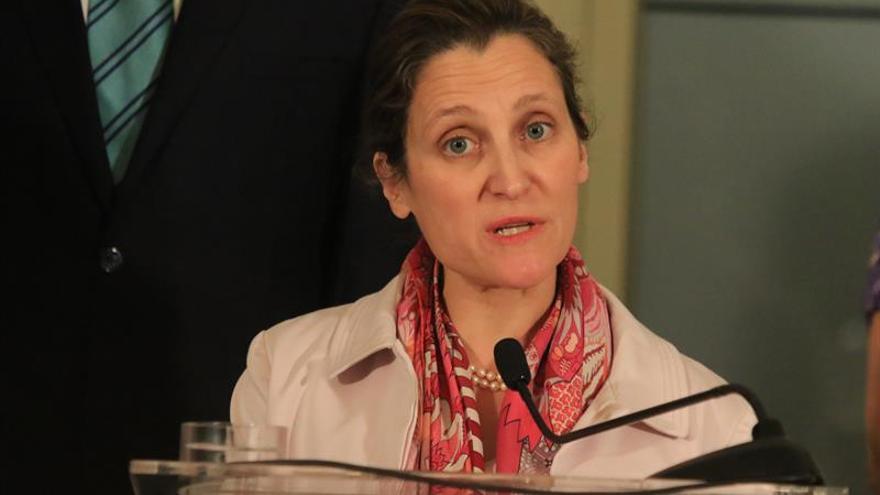 Canadá convoca una reunión del Grupo de Lima para tratar la crisis en Venezuela