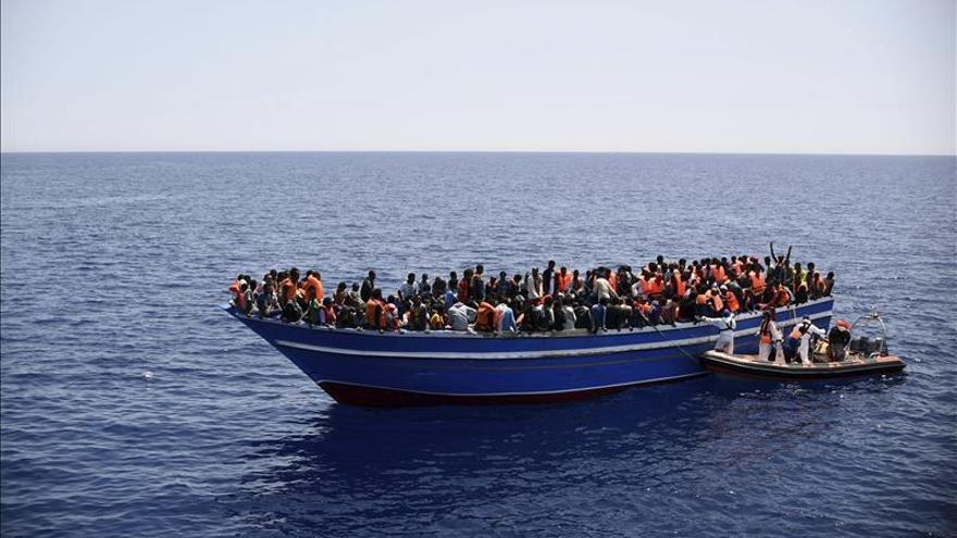 MSF ha rescatado a 11.450 inmigrantes en el Mediterráneo desde mayo
