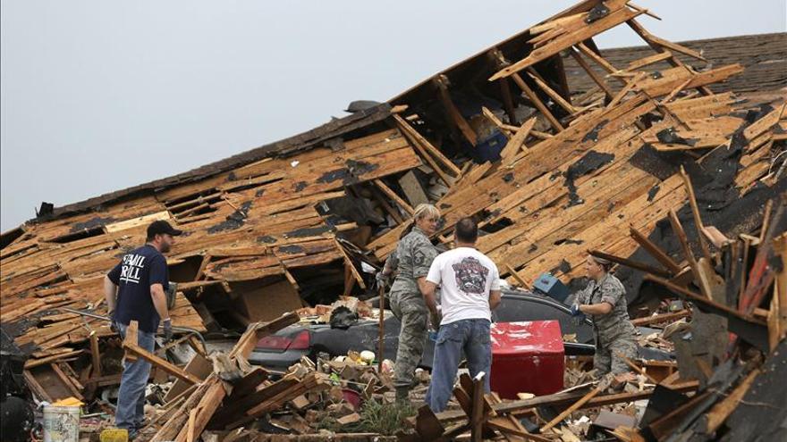 Ban lamenta la tragedia de Oklahoma y ofrece la ayuda de la ONU para la recuperación
