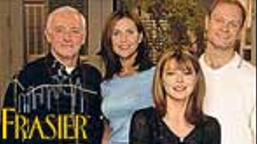 """El mítico """"Frasier"""" pasa consulta desde mañana en las tardes de La 2"""