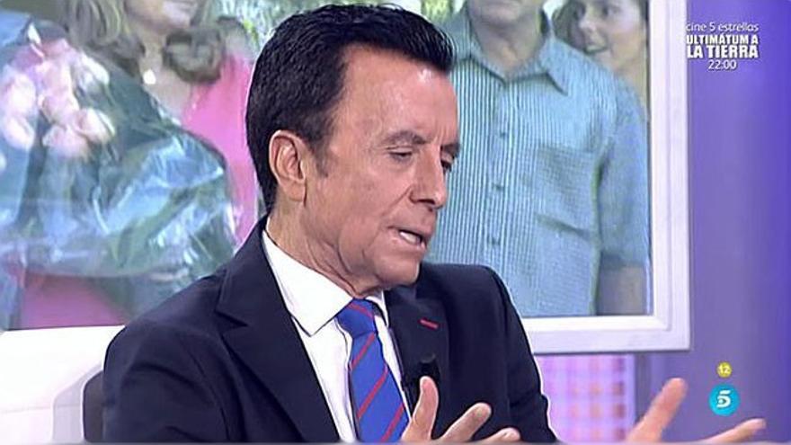 Ortega Cano se confiesa con la Campos sobre sus problemas con el alcohol
