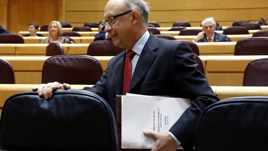 Hacienda prorroga el control de los gastos de la Generalitat en aplicación del artículo 155