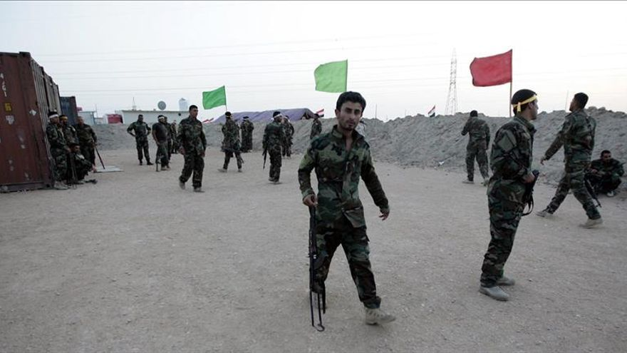 Comienza la ofensiva militar iraquí para liberar Al Anbar del control del EI