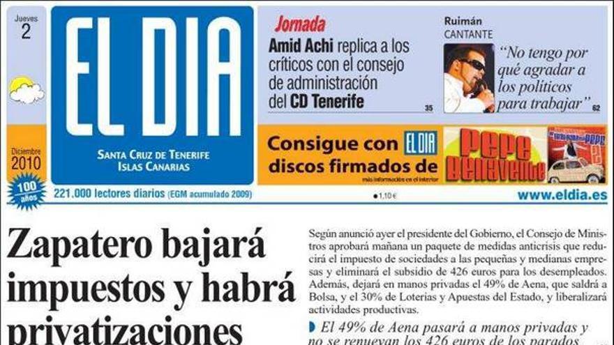 De las portadas del día (02/12/10) #4