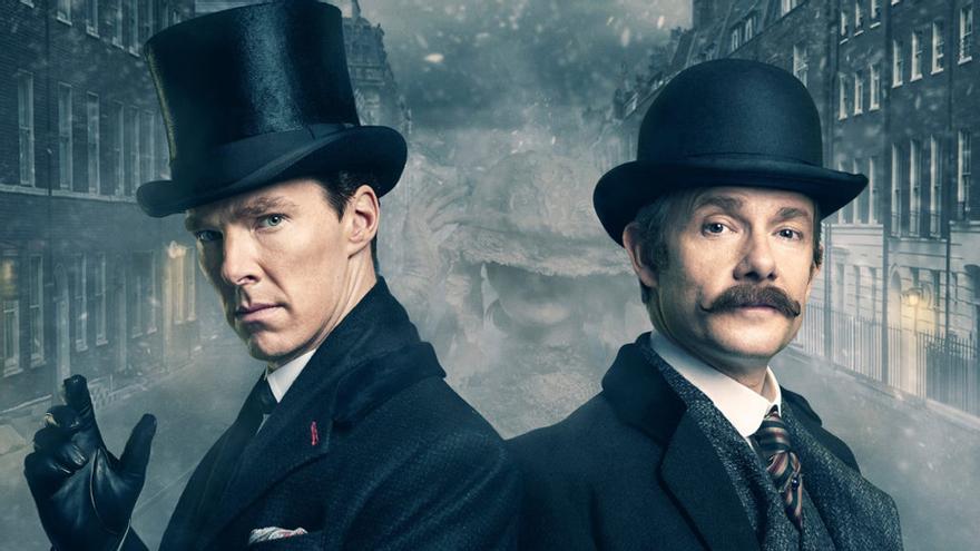 'Sherlock' y otras series que nunca imaginarías que están inspiradas en él