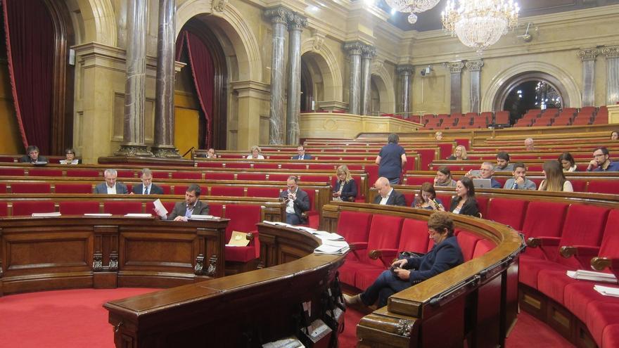 El Parlament rechaza impagar la deuda considerada ilegítima como pedía la CUP
