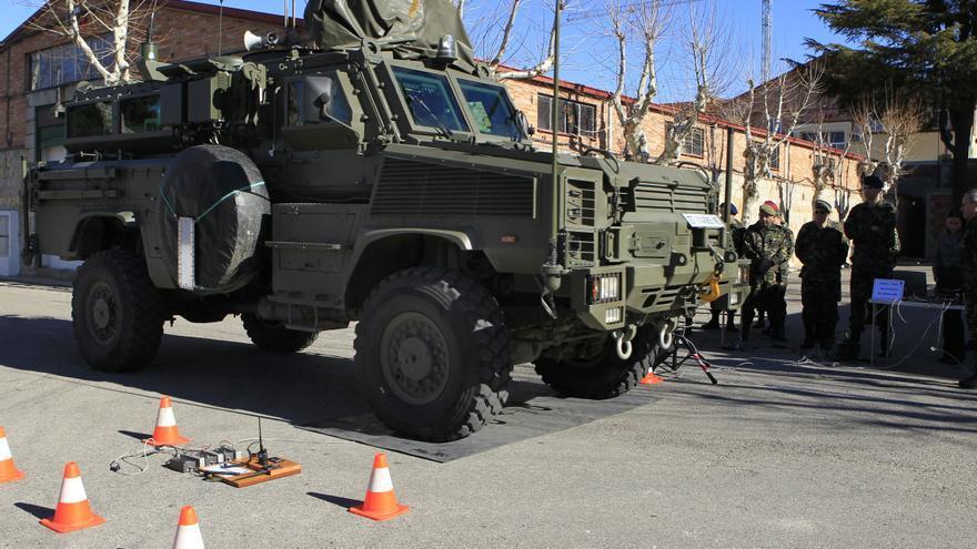 Una patrulla española sufre un ataque sin daños personales en Afganistán