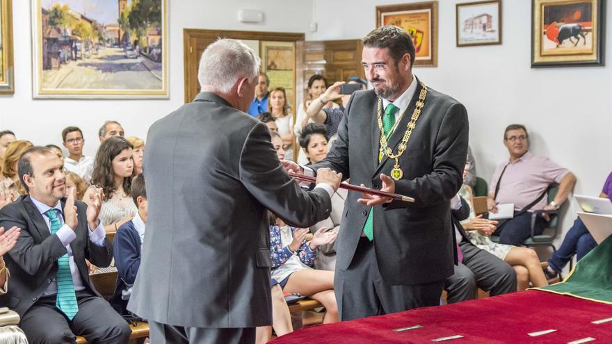 Rafael Esteban FOTO: Ayuntamiento de Marchamalo