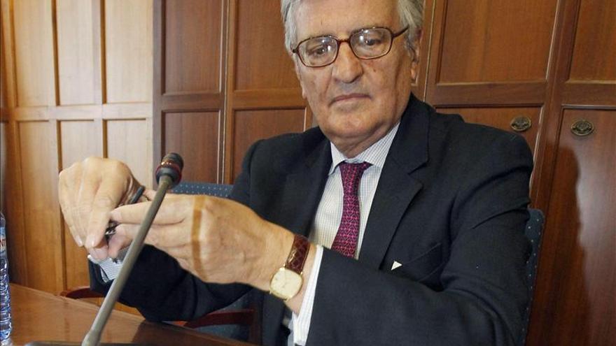 Torres-Dulce propone hoy a Romero de Tejada como nuevo fiscal jefe catalán